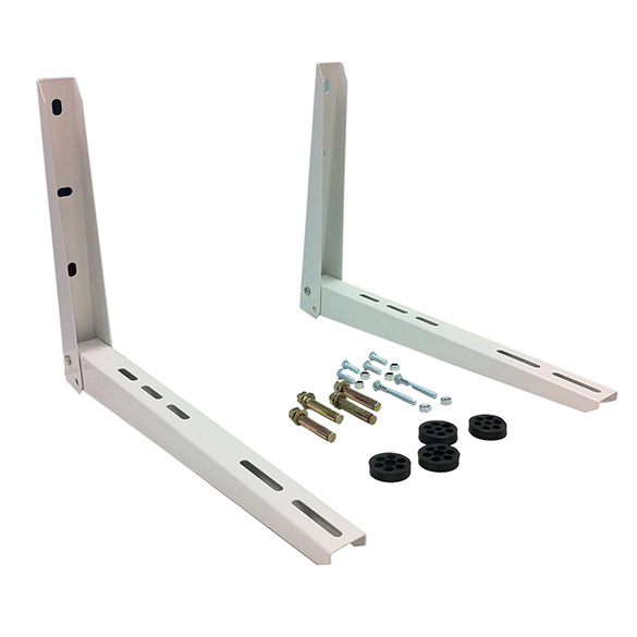 Maxwell Universal Wall Mount Bracket for Ductless Air Conditioner Outdoor Unit HCKPI1119