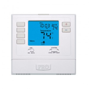 Pro1 T715 Multi-Stage Programmable 2H/2C Digital LCD Thermostat