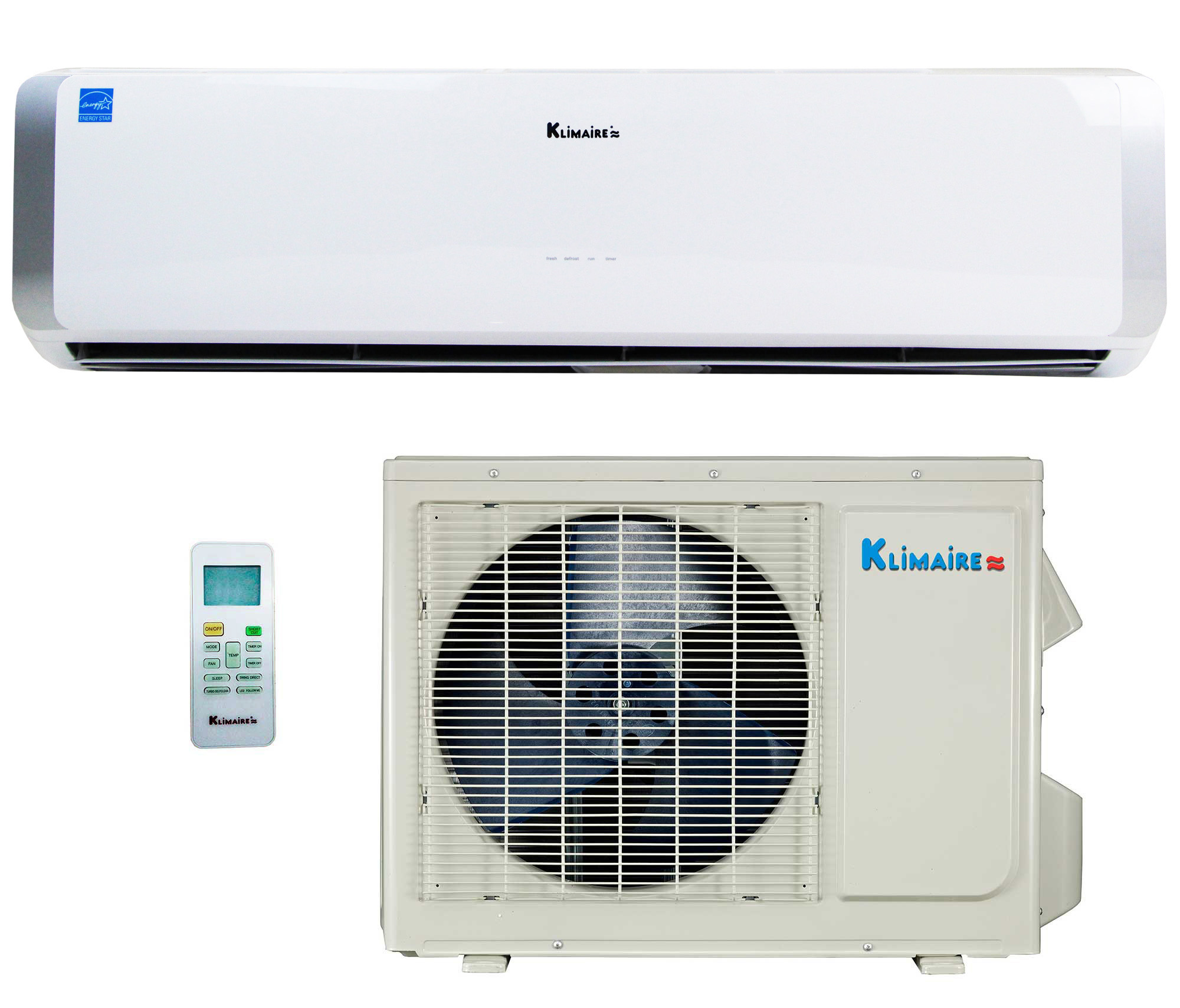 #1B70B0 18 000 Btu Klimaire 21 SEER DC Inverter Ductless Mini  Best 5583 Most Efficient Mini Split Heat Pump photos with 2000x1708 px on helpvideos.info - Air Conditioners, Air Coolers and more