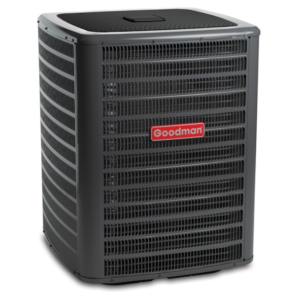 2 5 Ton Goodman 16 Seer Central Air Conditioner Heat Pump