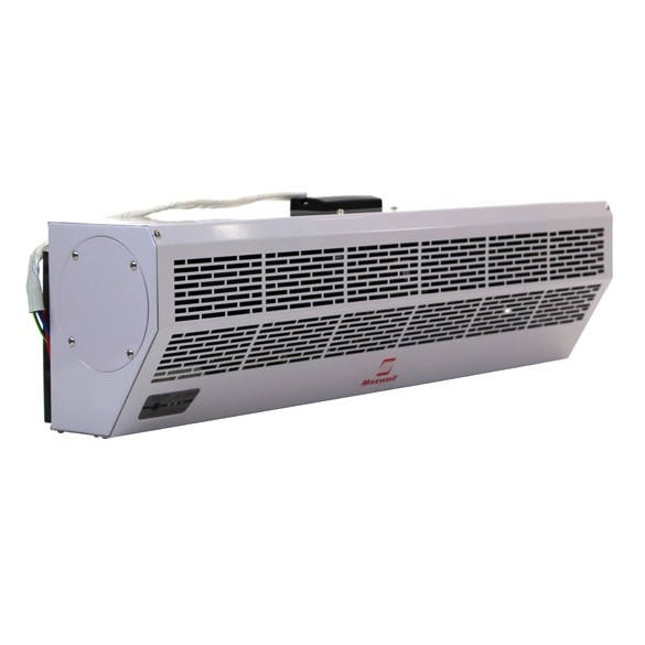 Electric Air Curtain Heaters Chameleon The Architectural: 24 Inch Maxwell Air Curtain Electric Heat