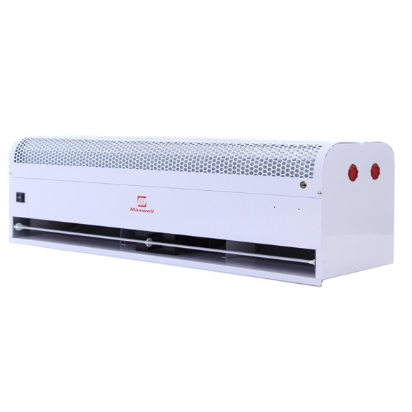 48 Inch Maxwell Air Curtain With Door Switch Hot Water