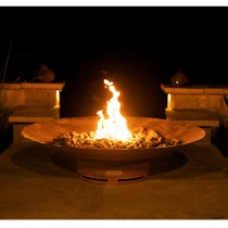 Asia 48 Inch Outdoor Gas Fire Pit