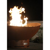 Scallop Outdoor Gas Fire Pit