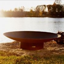 Asia 72 Inch Wood Burning Fire Pit