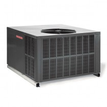 2.5 Ton Goodman Packaged Dual Fuel Unit 14.5 SEER 80,000 BTU 81% AFUE Horizontal/Downflow