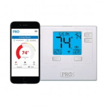 Pro1 T701i 1-Stage Heat and Cool Programmable Wi-Fi Digital LCD Thermostat