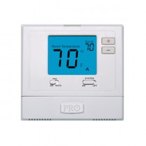 Pro1 T771 1-Stage Heat and Cool Digital LCD Thermostat